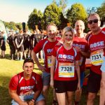 Team Robert Rose beim B2Run in Dortmund